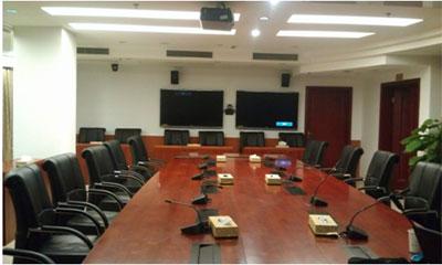 creator快捷中控应用于中南勘测设计研究院会议室