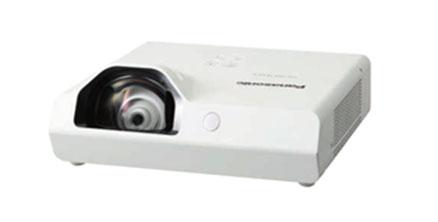 松下推出新款无线短焦投影PT-X3861STC系列